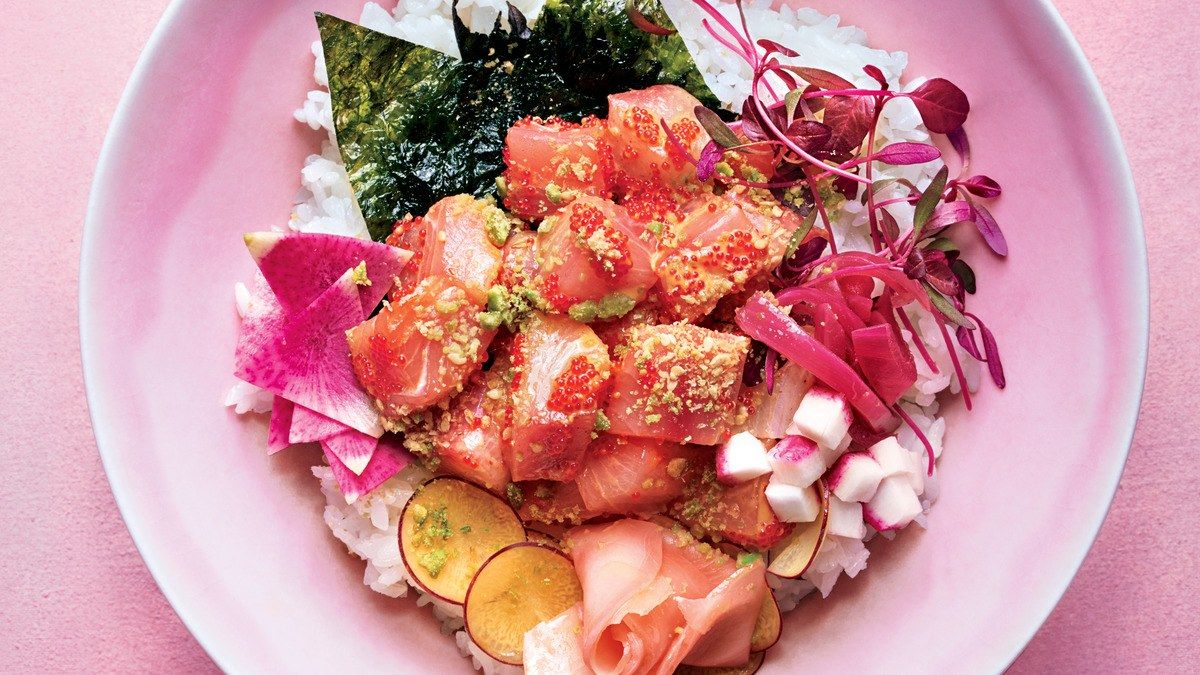 But, first, Hawaiian chef Rodelio Aglibot, the man behind Chicago's FireFin Poke Shop, muses on his favorite dish.