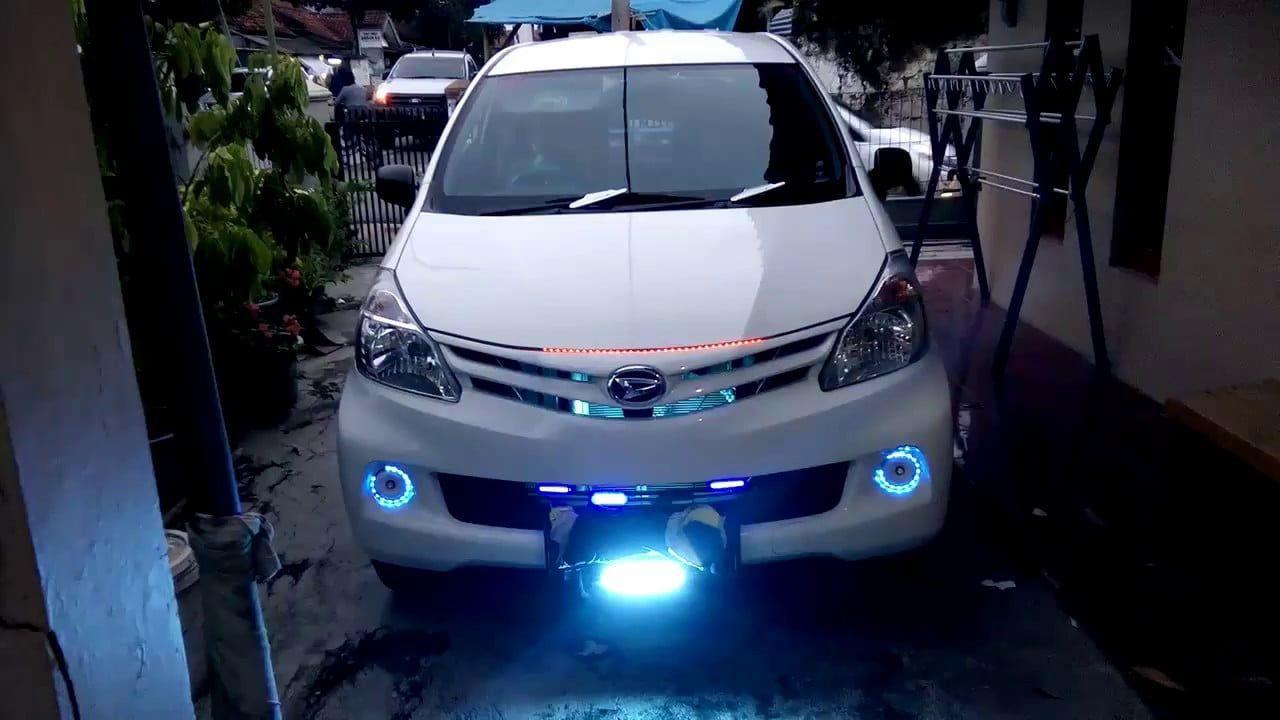 Modifikasi Lampu Led Mobil Avanza Mobil Lampu Led Led