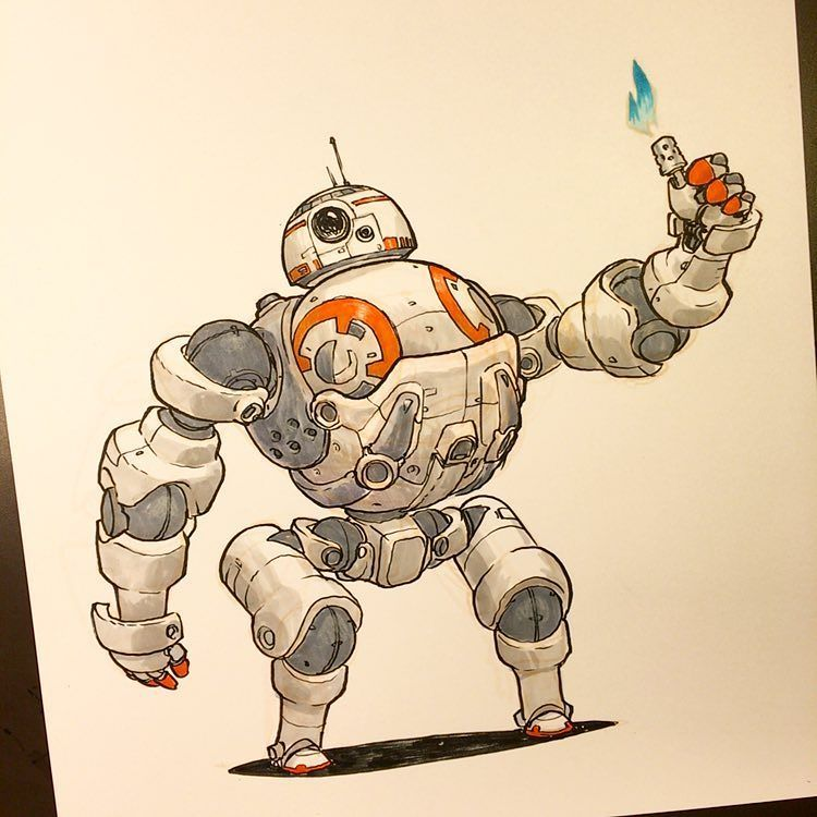 May The Fourth Be With You 2019: BB-8 Just Loves His New Mech Suit! Happy Star Wars Day