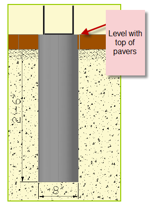 how to build concrete pavers