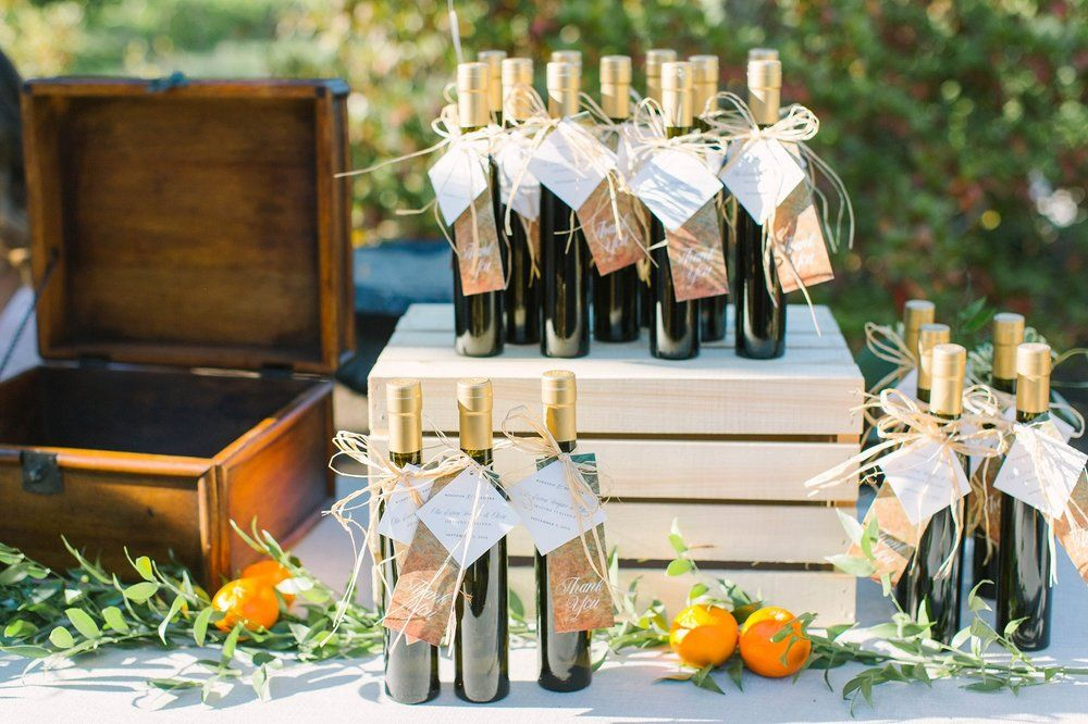 Olive Oil Wedding Favors, Wedding Decorations