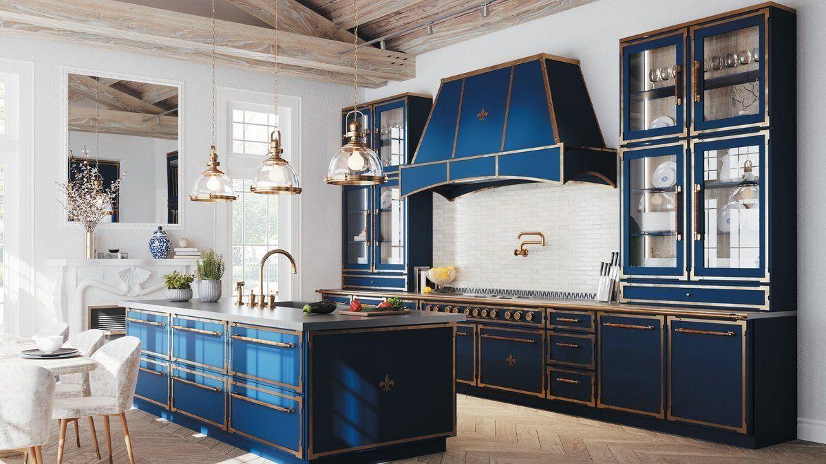 L Atelier Paris Haute Design Custom French Ranges Luxury Kitchens In 2020 Luxury Kitchens Luxury Kitchen Design Custom Kitchens