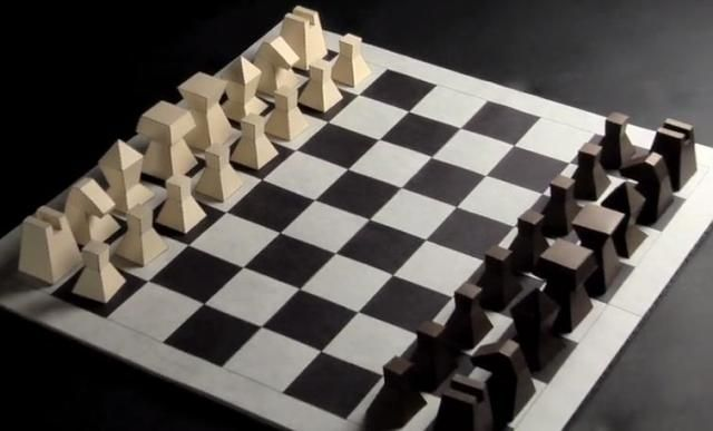 Complete Japanese Chess Game Papercraft - by Hattori