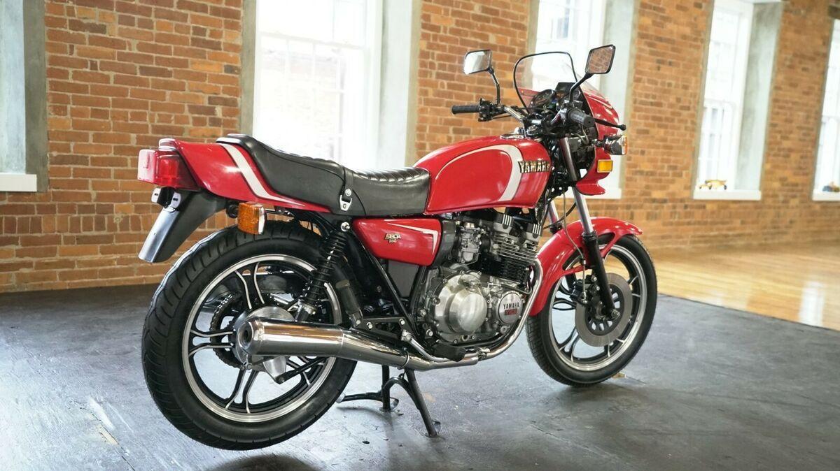1982 Yamaha Xj550 R Seca Classics Motorcycle For Sale Via Rocker Rocker Co Motorcycles For Sale Motorcycle Brat Bike