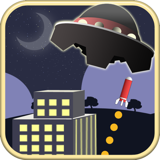 Missile Defender is an Android version of the classic