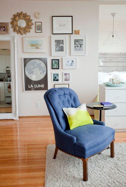 42 m² con mucho estilo en West End, Vancouver Wall ideas - Ideas Con Mucho Estilo