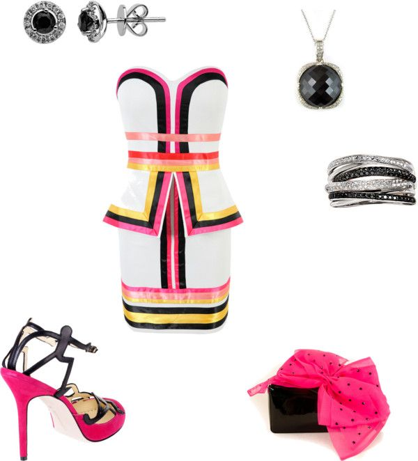 """""""Pretty!"""" by robin-griehs-donoho on Polyvore"""