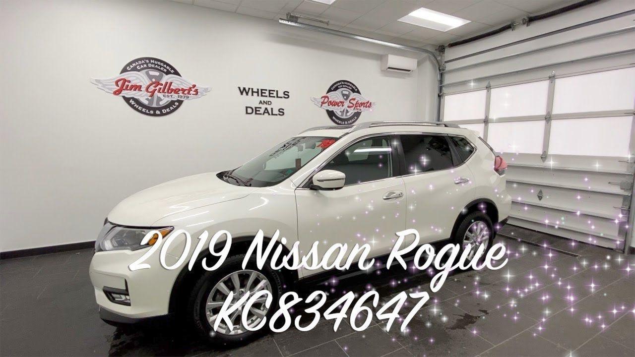 2019 Nissan Rogue KC834647 Jim Gilbert's Wheels