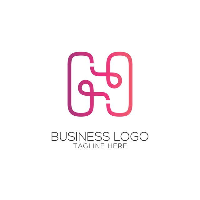 H Logo Design H Letter H Business Logo Png And Vector With Transparent Background For Free Download Business Logo Logo Design H Logos