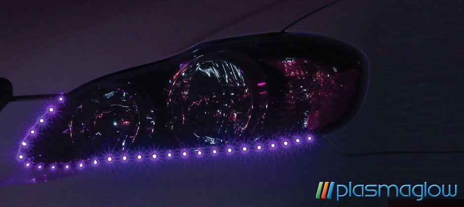 LED Lightning Eyes