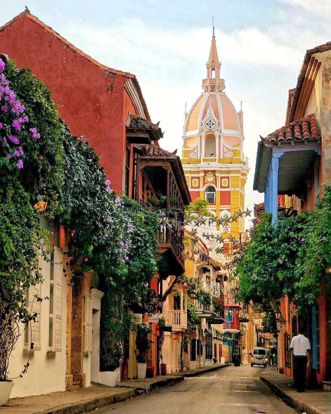 Visitsouthamerica Co Cartagena De Indias Colombia Photo By Whereivebeenwandering