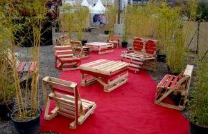 Möbel Aus Holzpaletten Für Eine Nachhaltige Einrichtung Zusammenbauen