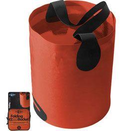 Sea to Summit 20 Liter Folding Bucket