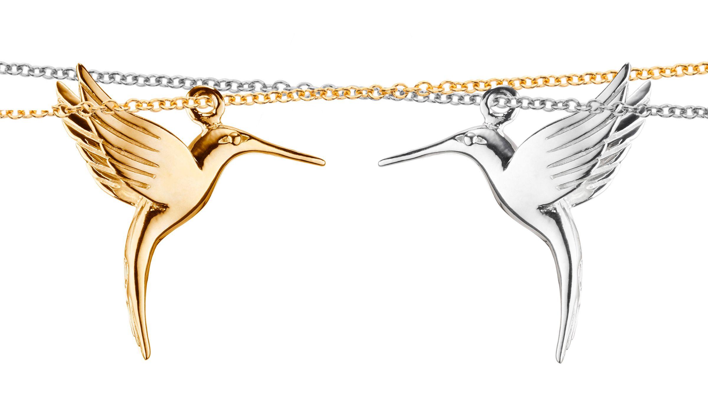 Hummingbird Charm For Charity AHAlife Charmed
