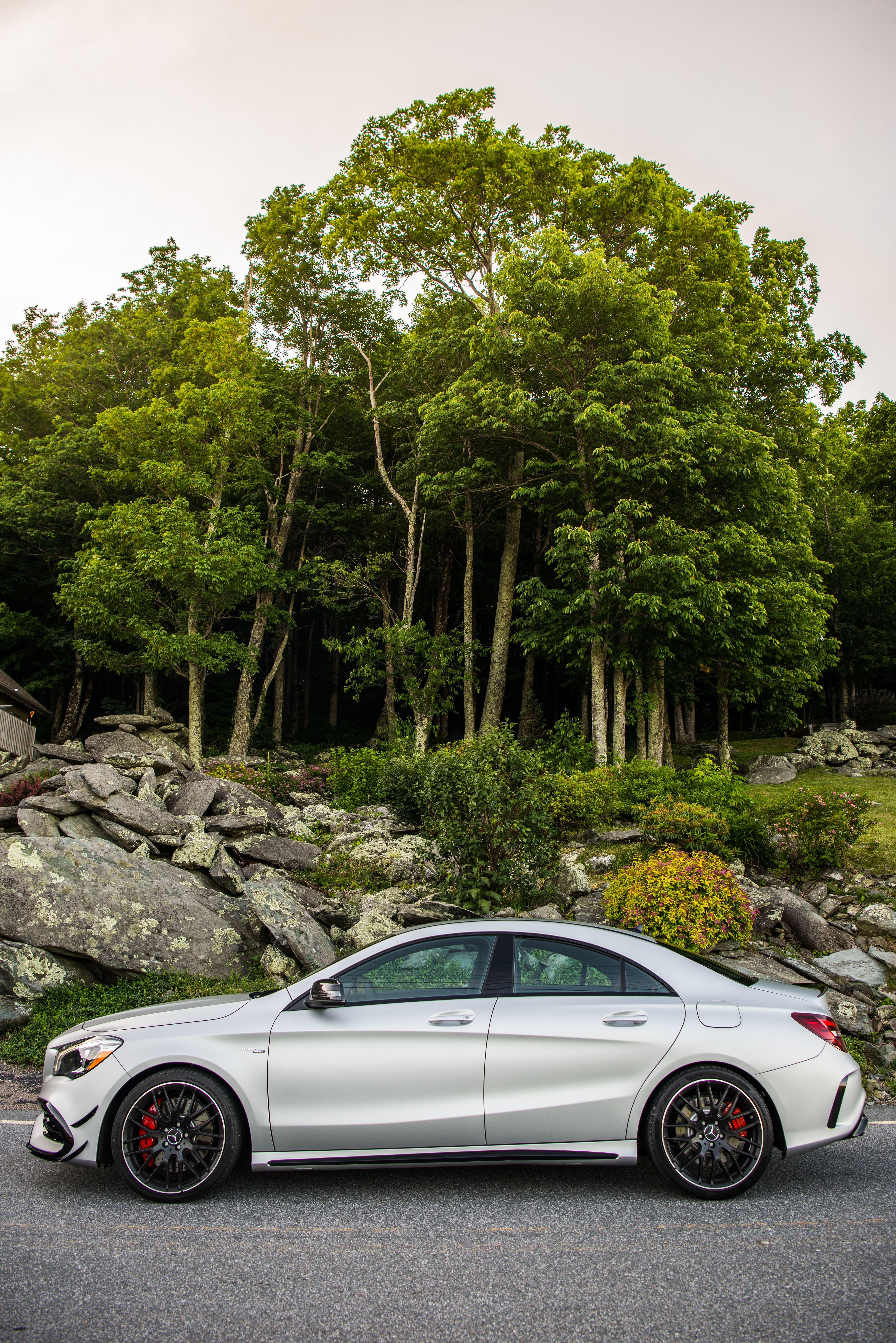 Design Meets Driving Performance The New MercedesAMG CLA - Car meets near me