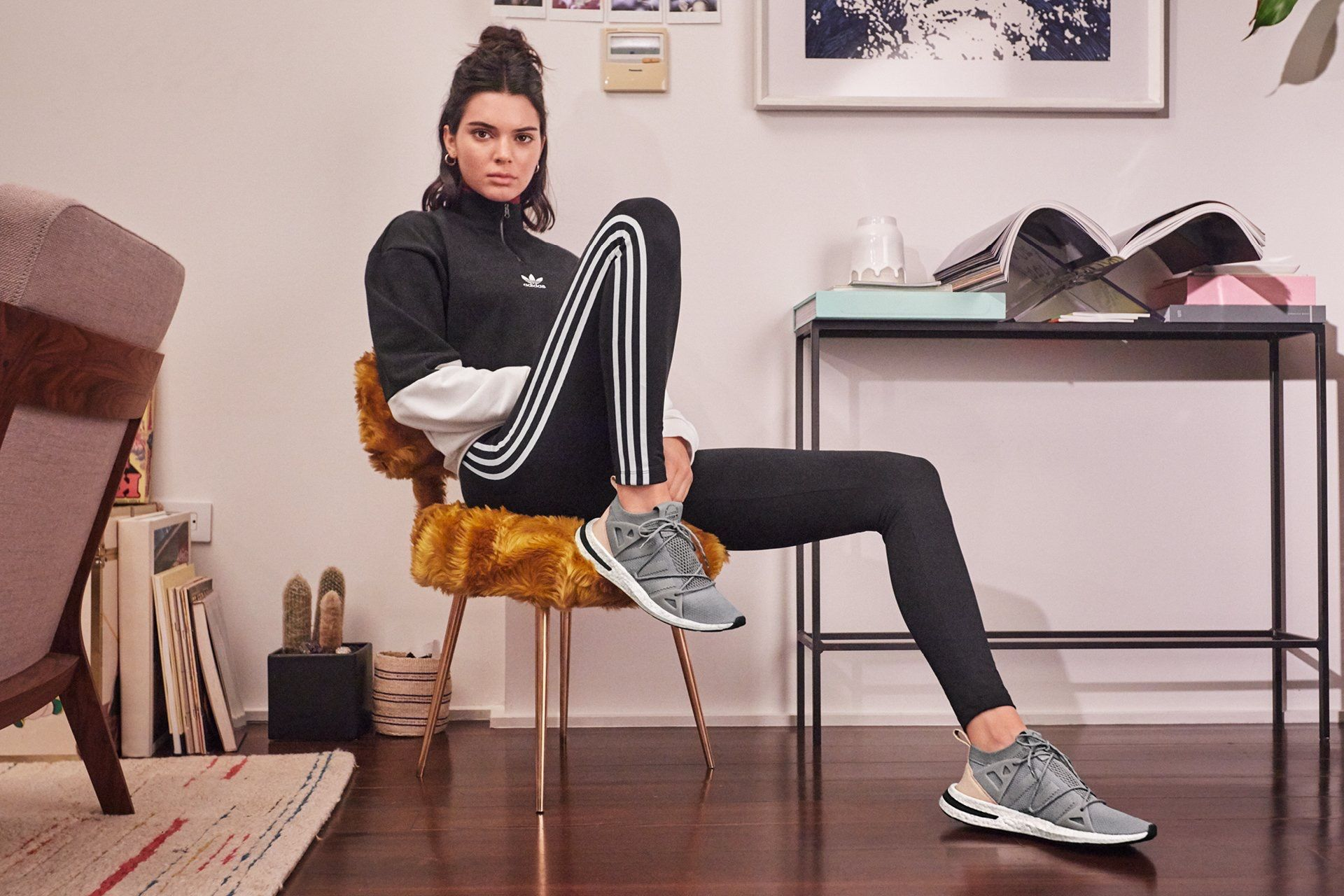 Kendall for Adidas Originals Arkyn Collection. | Kendall Jenner