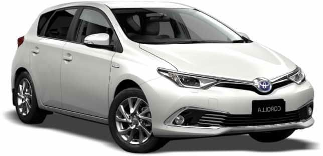 Toyota Corolla Hybrid 2017 Price