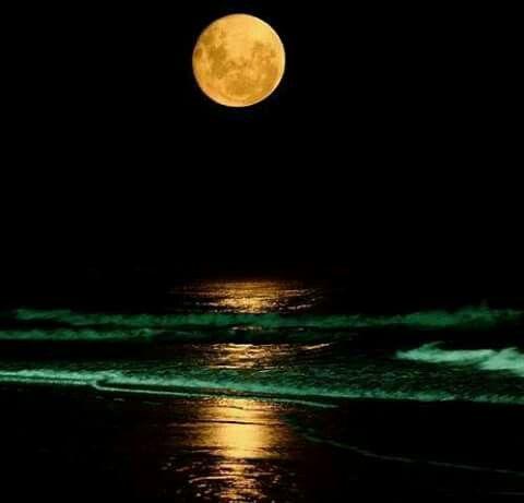 Lua maravilhosa