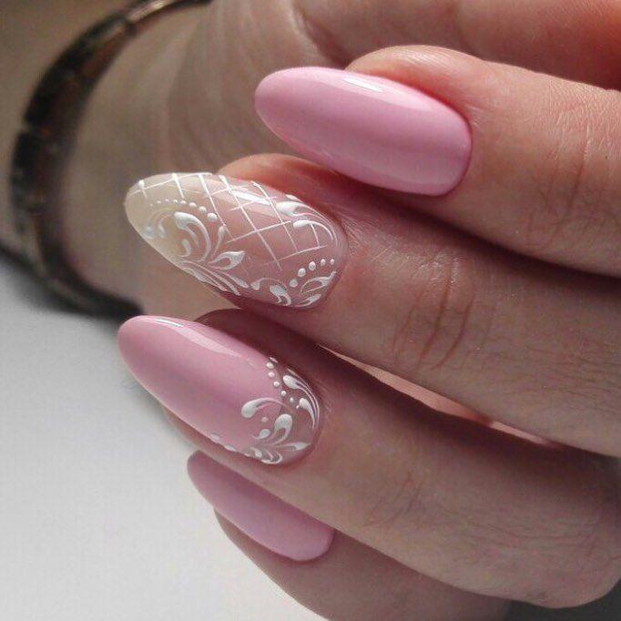 Дизайн ногтей тут Фото Видео Уроки маникюра маникюр