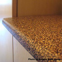 Remodel With Pride Choose Made In America More Than A Beautiful Home Walnut Shell Countertops Custom Countertops