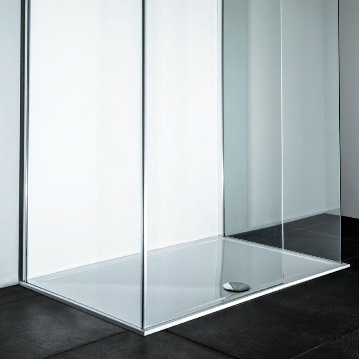 25mm Wafer Thin Luxury Stone Rectangular Shower Tray