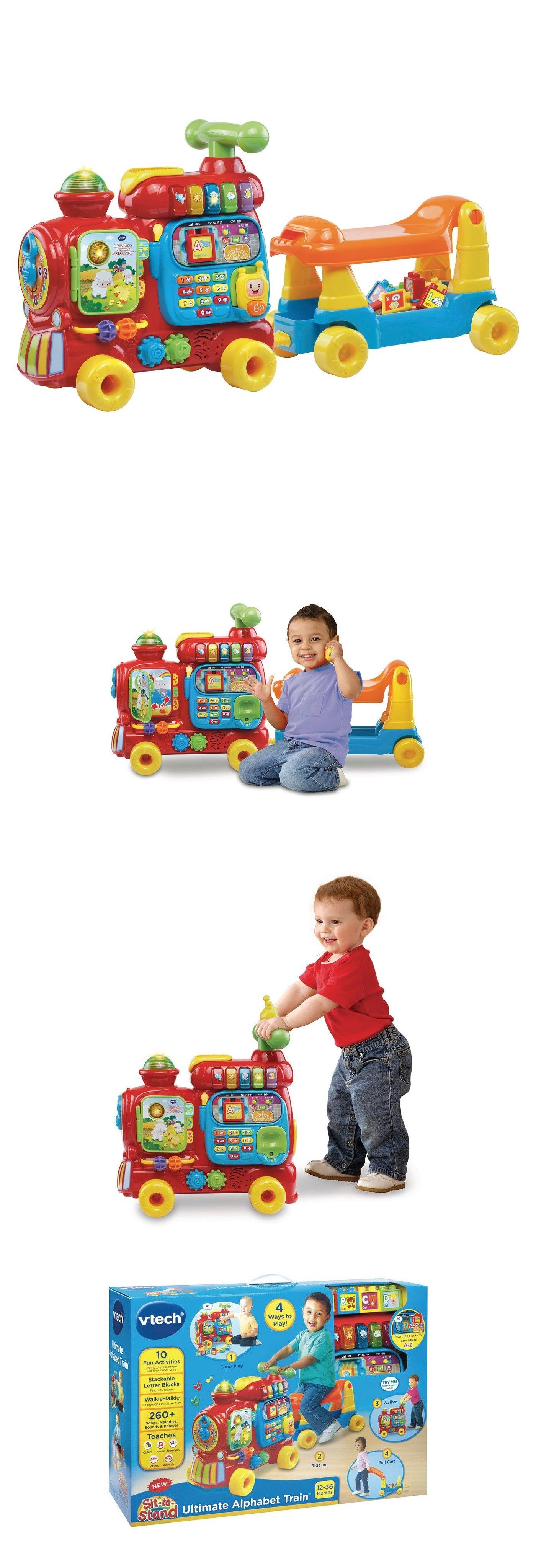 Vtech Ultimate Alphabet Train Toddler Baby Educational Learning Toy