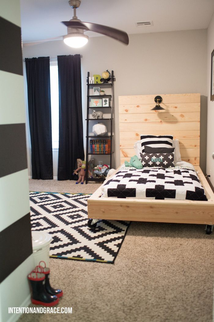 Bedroom Redo For A Growing Toddler Boy Transition From
