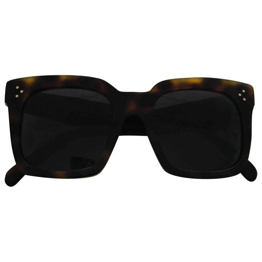 8057fa195ee Céline Oversized sunglasses