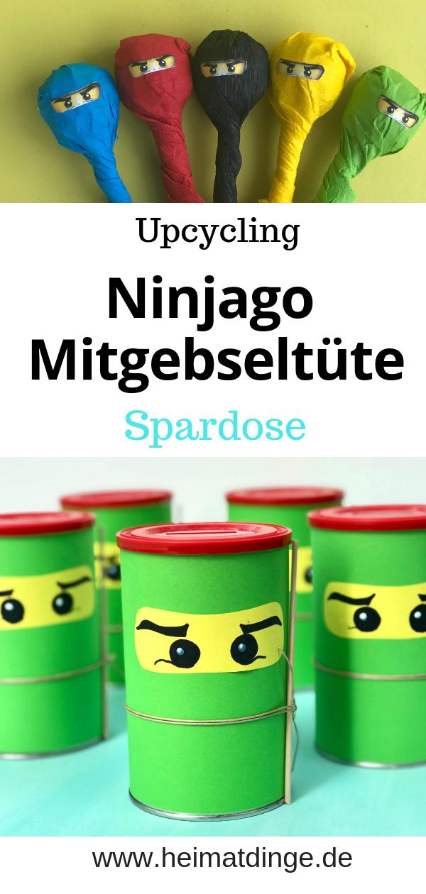 Ninjago Geburtstag Coole Diy Ideen Fur Eine Gelungene Party Diy