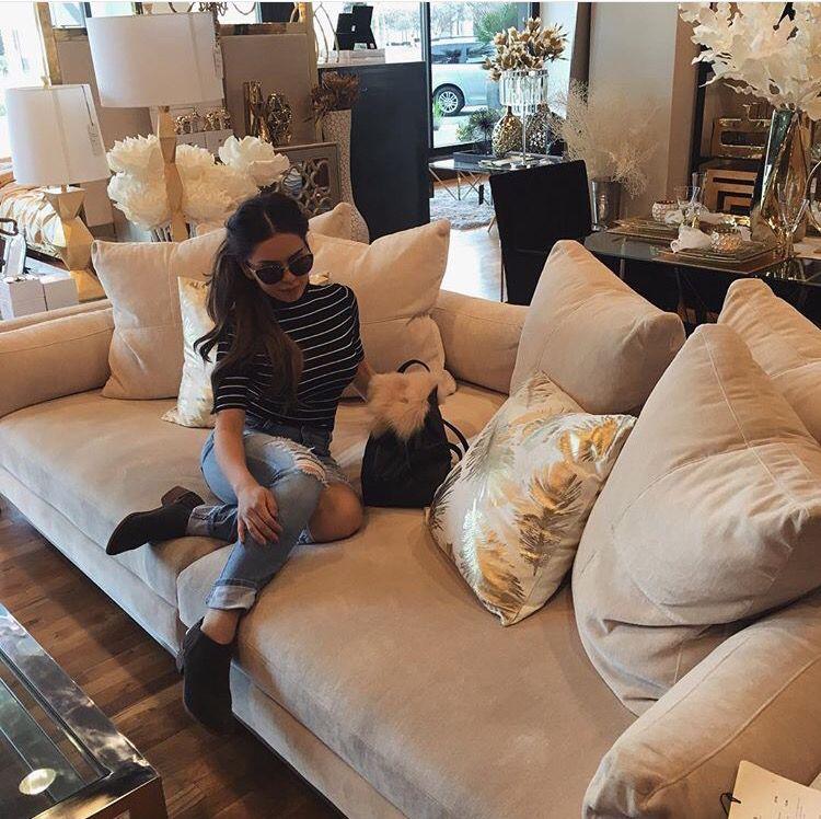 zgallerie ventura couch ❤ | home decor | pinterest | living
