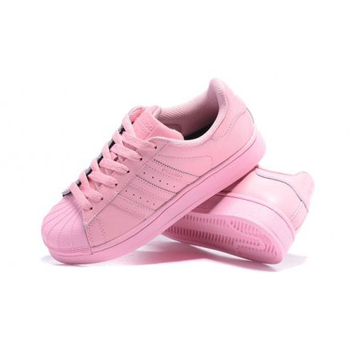 Adidas Superstar Womens Light Pink