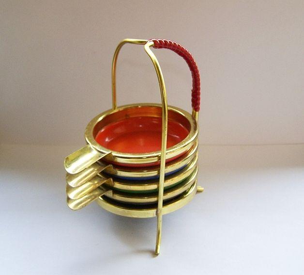 Aschenbecher Design Smoker Red