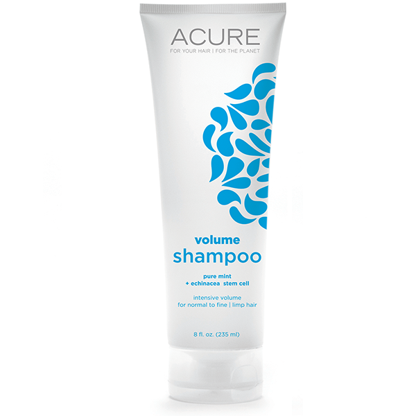 Volume Shampoo Pure Mint + Echinacea Stem Cell