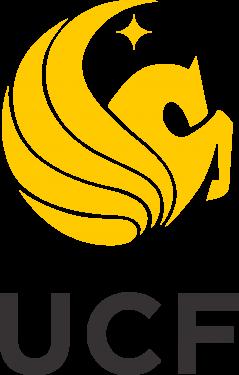 Ucf University Of Central Florida Logo
