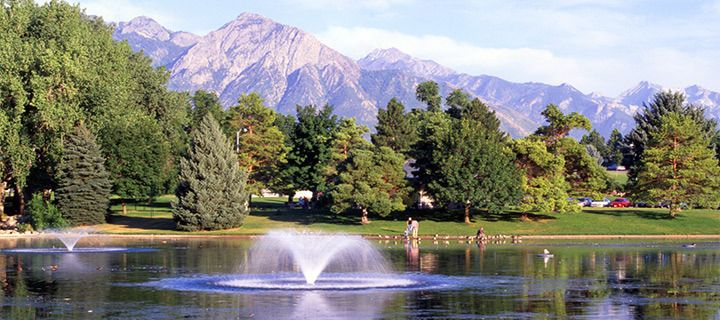 Liberty Park | Utah tourism, Salt lake city, Utah