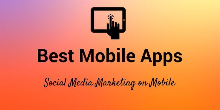 The 45 Best Mobile Apps for your Social Media Marketing: Mobile apps and tools can make it so a marketer's entire day is filled with opportunities to connect, engage, and share. Which apps are best for social media marketers?