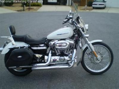 mustang seats for harley sporster | 2006 Harley Davidson