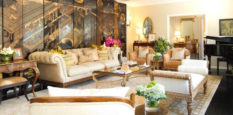 Lounge im Kolonialstil - Eleganz und zeitloser guter Geschmack