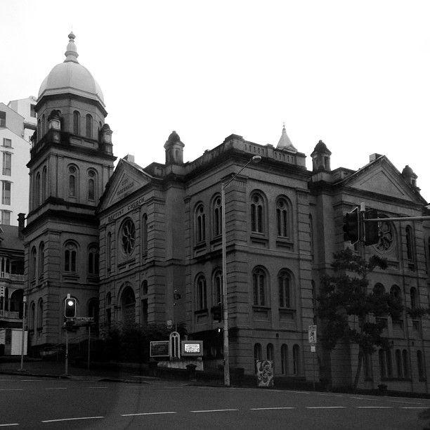 City Tabernacle Baptist Church, Brisbane, Qld