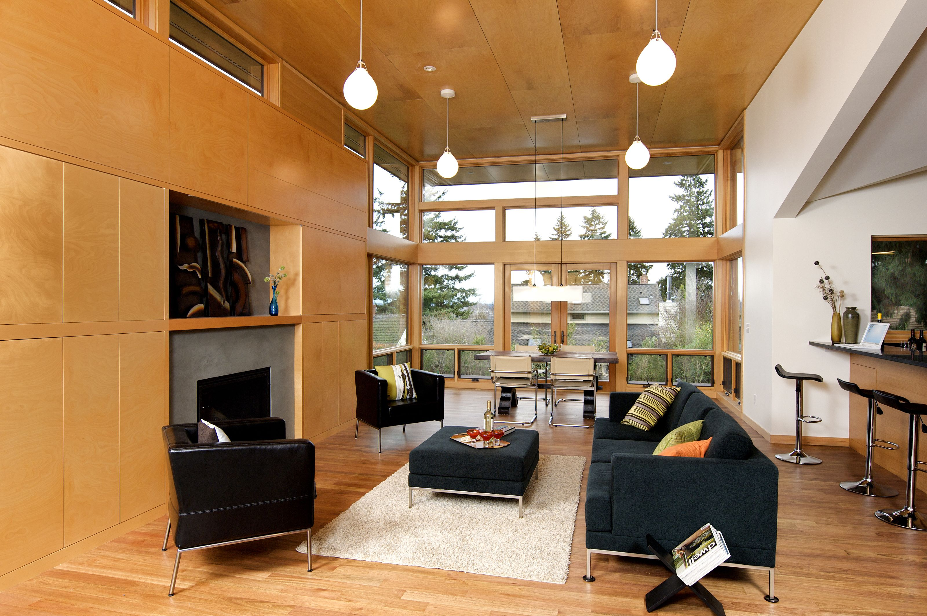 This Home Remodel Reflects A Total Lifestyle Change For The Owners Home House Design Seattle Homes