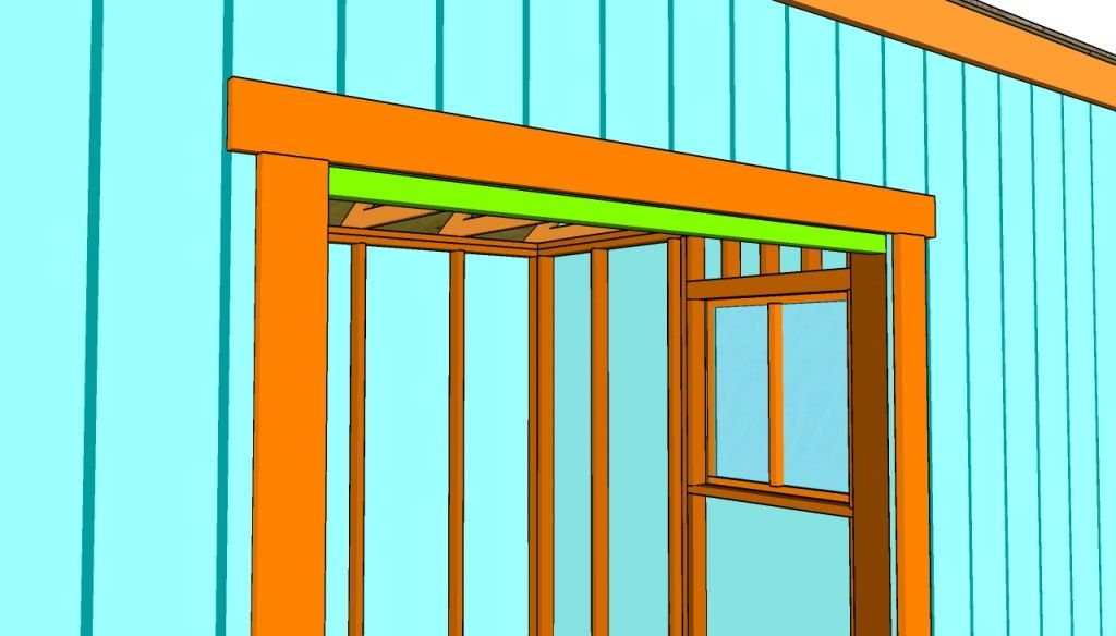 How To Build Double Shed Doors Howtospecialist Step By Diy Plans