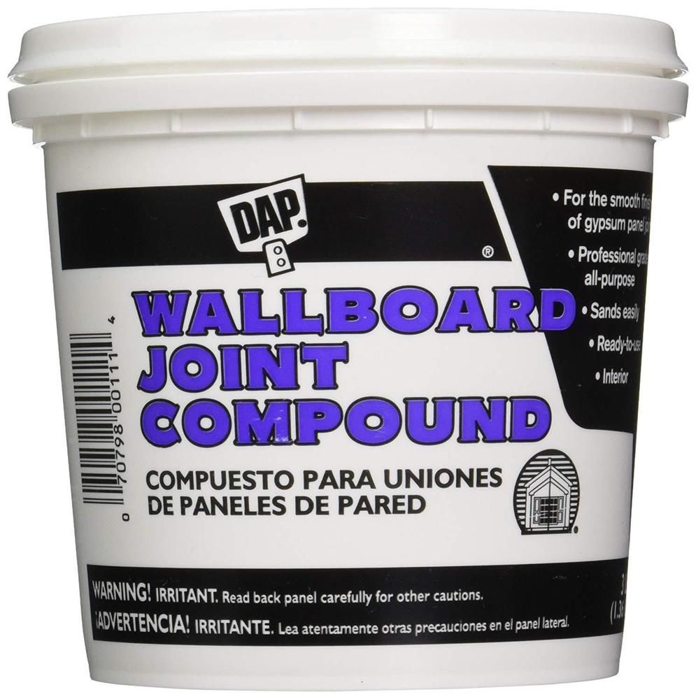 Wallboard Joint Compound Off White Dap 111 Phenopatch Dap Plaster Repair Plaster Walls Repair Ceilings