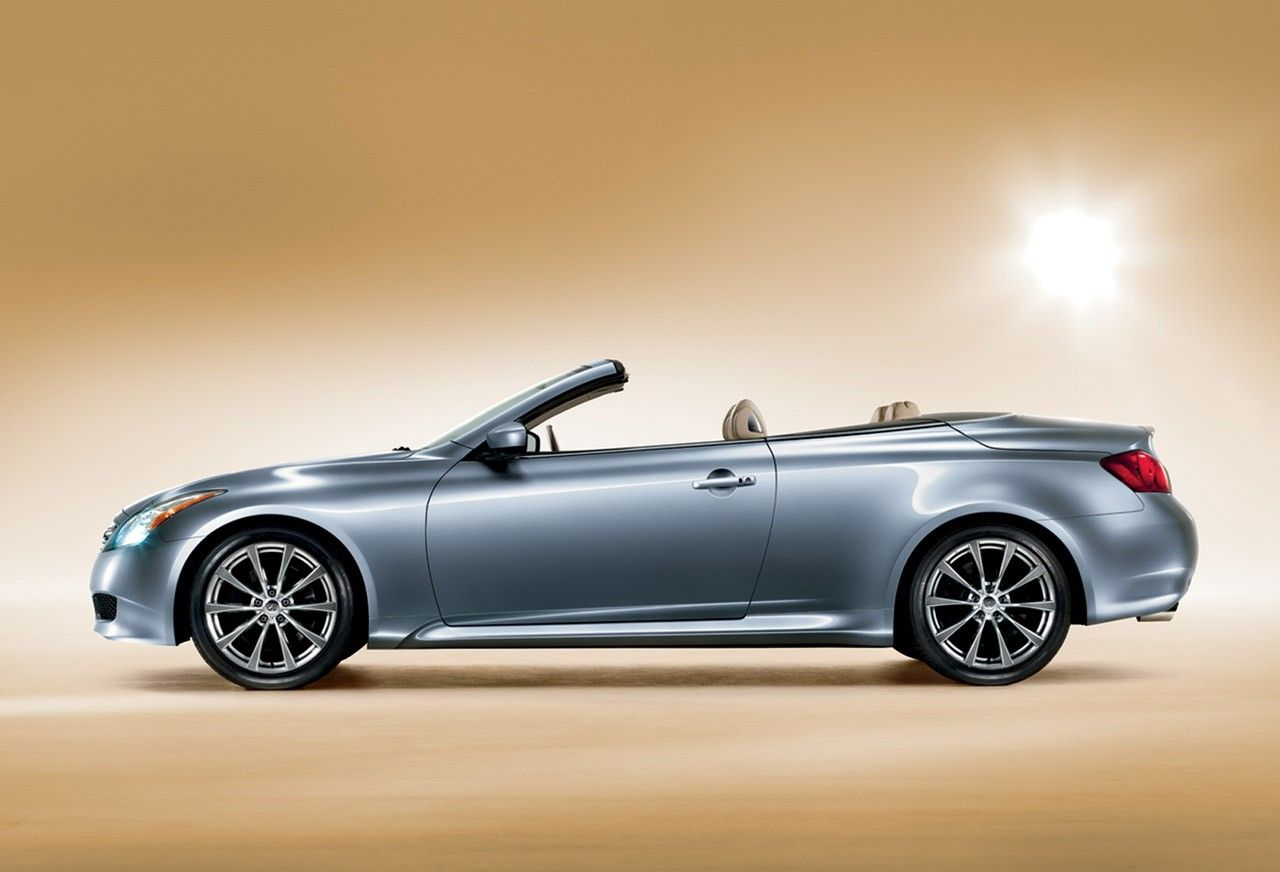 southwestengines a second teaser shot for the upcoming infiniti g37 convertible