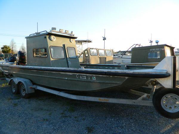 2008 Seaark Flat Jon Boat For Sale In New Orleans Louisiana Sportsman Classifieds La Jon Boat Jon Boats For Sale Aluminum Fishing Boats