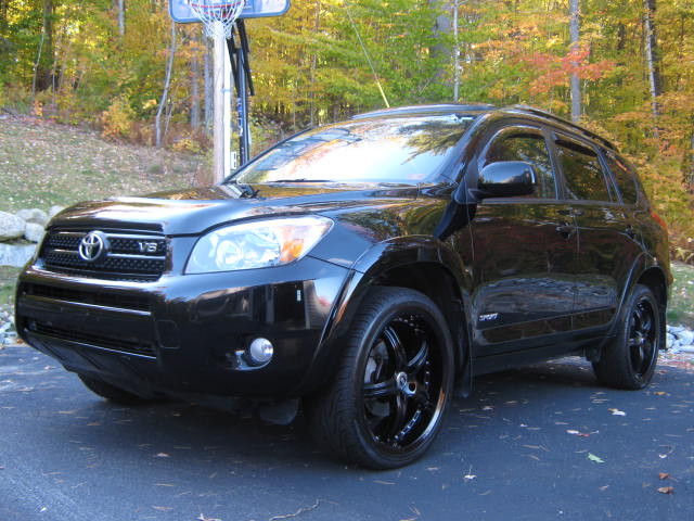 Post Pics Of Your Aftermarket Wheels on Your 4.3 RAV4