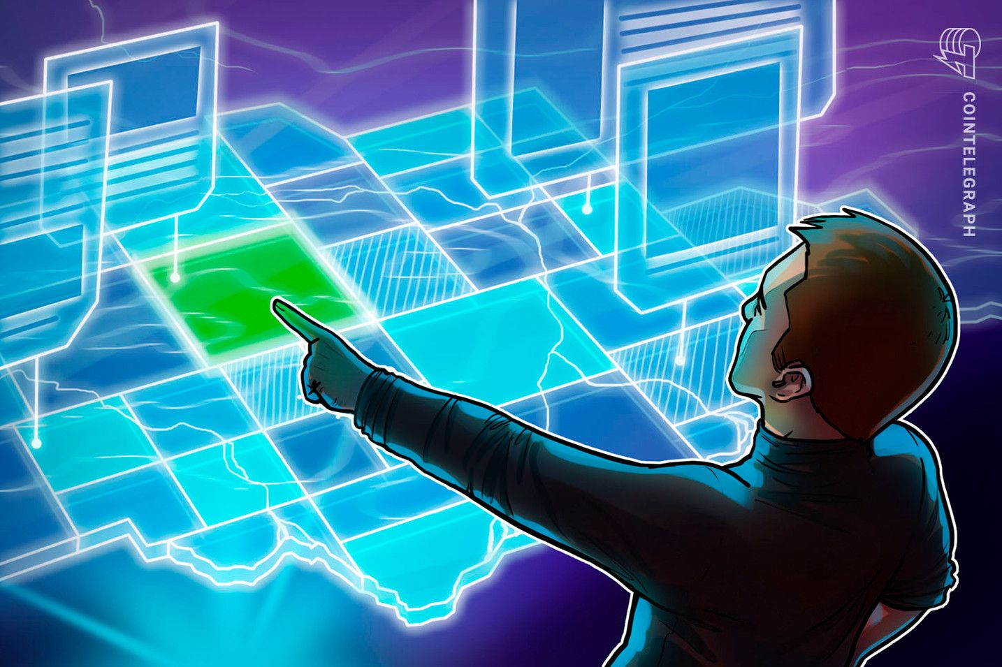 Whale vault gobbles up virtual real estate for development