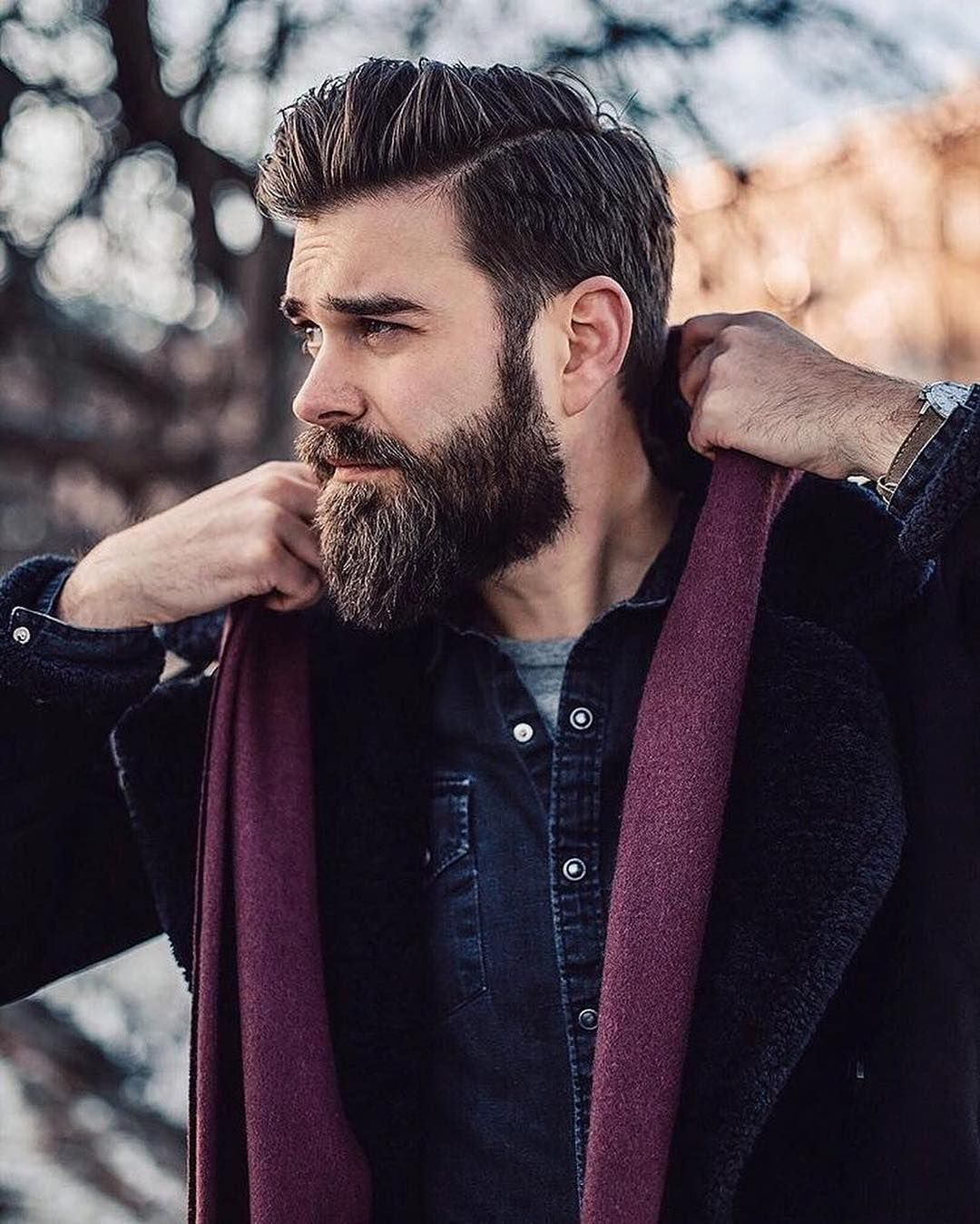 50 trending beard styles for men in 2020 all shapes and