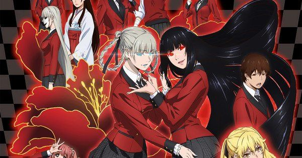 Kakegurui Anime's 2nd Season to Debut in January With Returning Staff, Cast