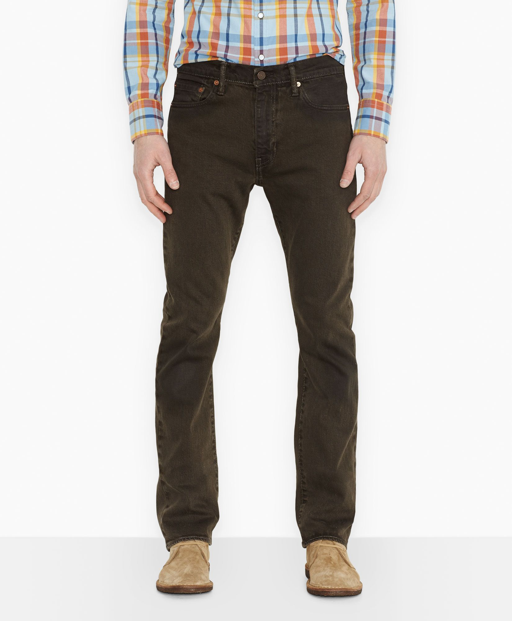 e4193fa57e Levi's 513™ Slim Straight Jeans - Westside - Jeans | Work Wear ...