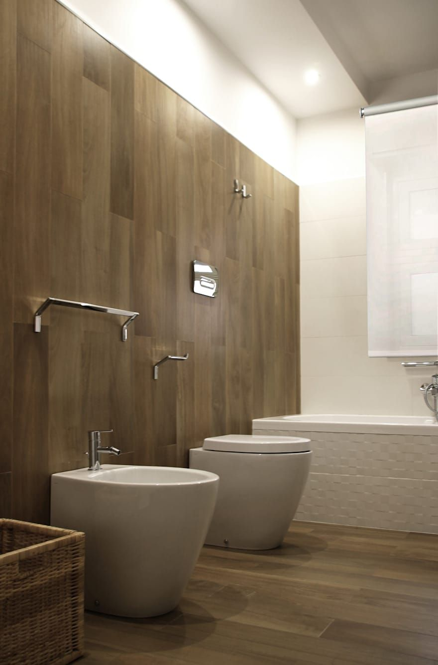 Bagno Moderno Interior Design, Idee e Foto l nel 2020